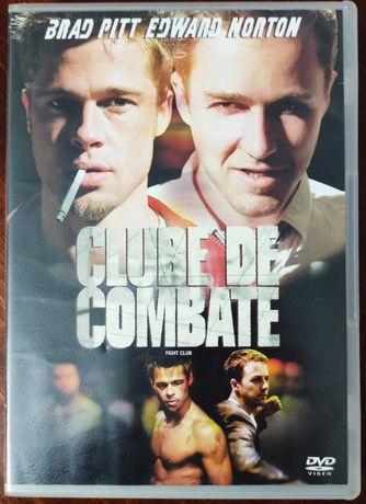 Clube de Combate - Fight Club - 1999 - DVD