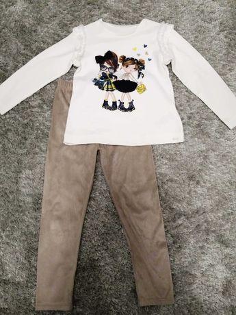 Spodnie plus bluzka, komplet mayoral