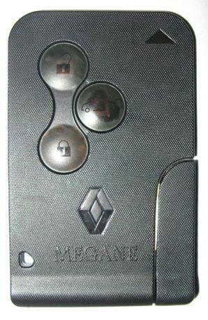 Дублікат, Пропишу, прив'яжу, ключ до Renault Megane 2/Scenic 2