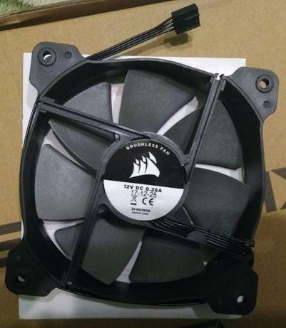 Новые вентиляторы, кулеры для корпуса CORSAIR 120MM 4-PIN PWM (31-0036