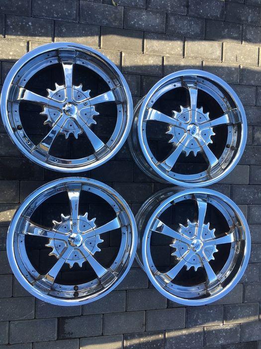 "Felgi 17"" aluminiowe 5x114,3 Lublin - image 1"
