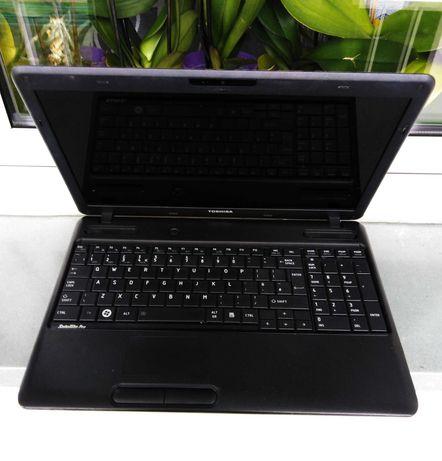 ŚWIETNY Laptop TOSHIBA /Intel® Core™ i3 /6GB-Ram /Szkoła/ Kamera/TANIO
