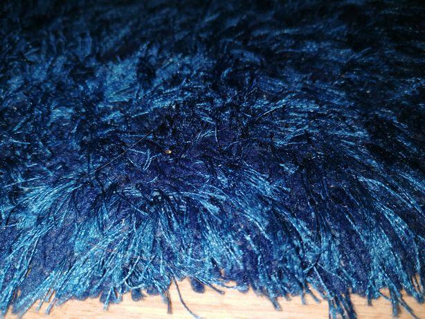 Dywan shaggy niebieski 220/160