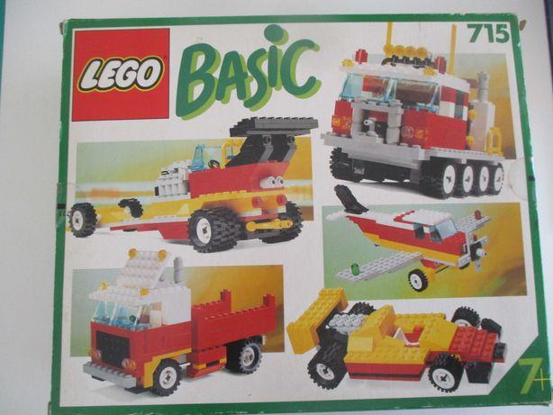 Lego Basic - Set de 715 Peças