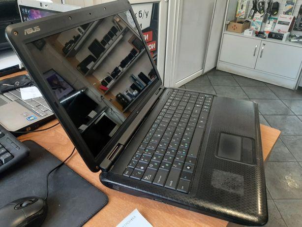 Ноутбук ASUS K50C на Intel. В хорошем рабочем состояние.