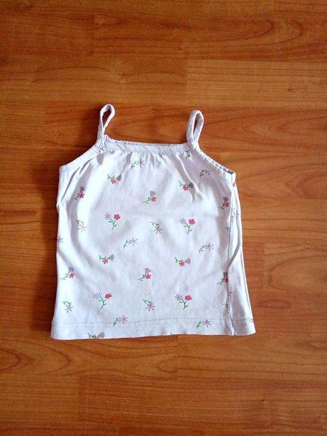 Bluzka bluzeczka r.92 dla dziewczynki