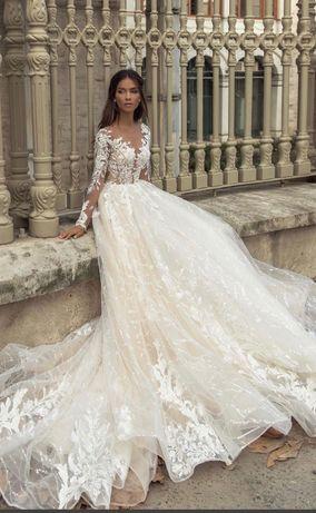 Свадебное платье бренд Luse sposa, платье с рукавом