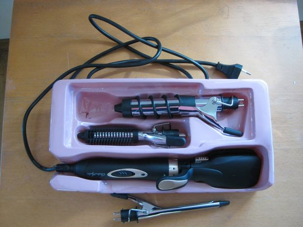 Wielofunkcyjne urządzenie do włosów
