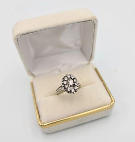Piękny złoty pierścionek !!! 750
