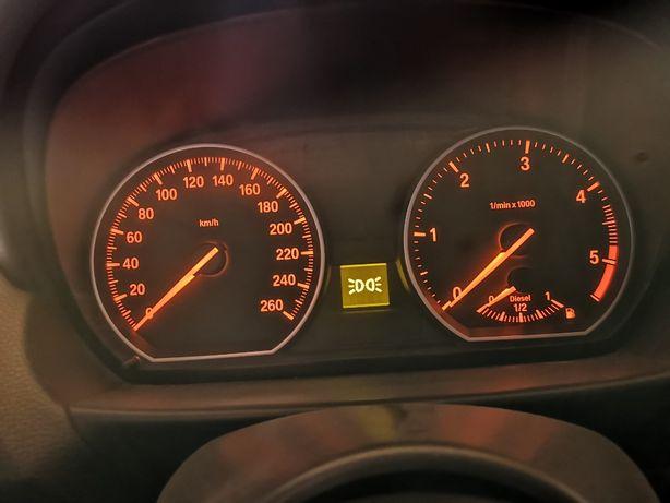 licznik zegary BMW E81 E82 E87 E88 118d 120d 123d N47 europa manual