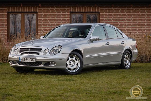 Mercedes-Benz E 220 CDI W211