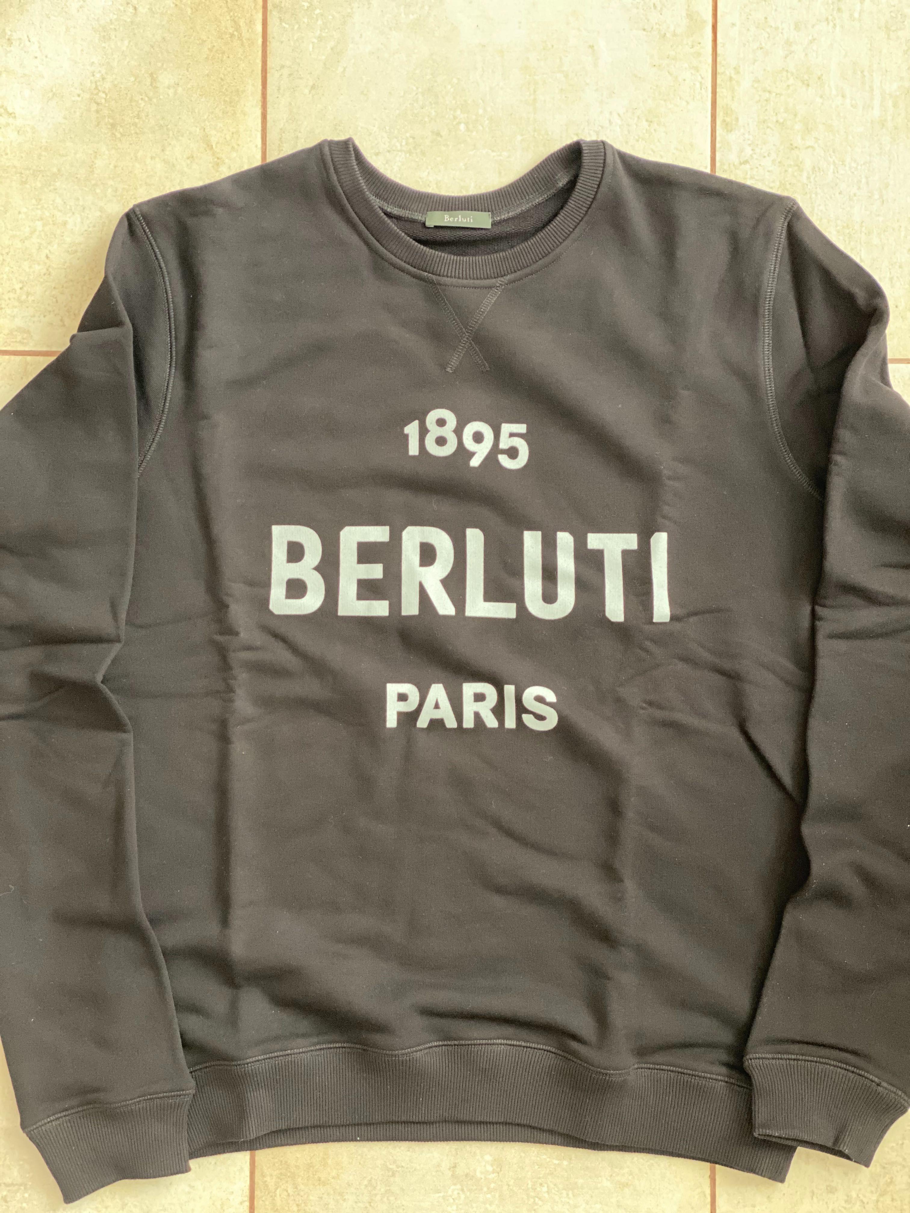 Свитшот BERLUTI ( Brunello CUCINELLI; loro piana)