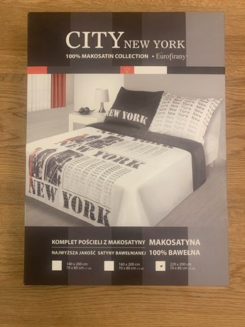 Pościel Nowy Jork 220x200