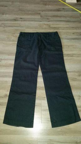 Lniane spodnie damskie r. XXL