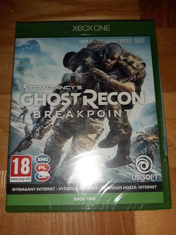 Chost recon break point xbox one NOWA