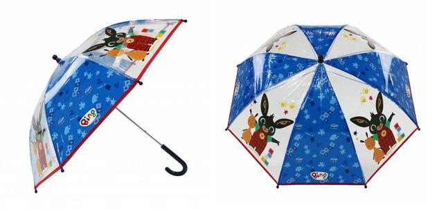 Bajkowy parasol Królik Bing