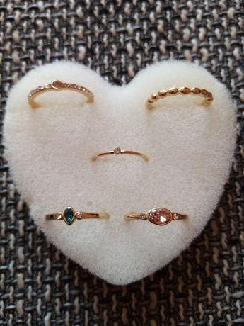 Pierścionki nowe biżuteria Accessories
