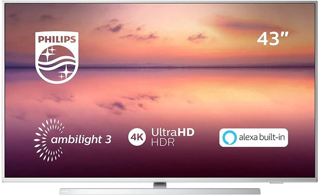 """Telewizor PHILIPS 43"""" LED Smart 4K UHD 43PUS6814/12 4K UltraHD"""