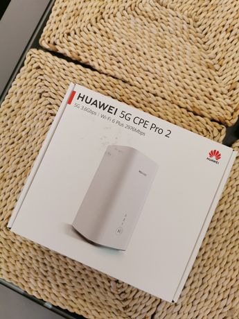 Router Huawei 5G H122-373 CPE Pro 2 (Play, Orange, Plus, T-mobile)