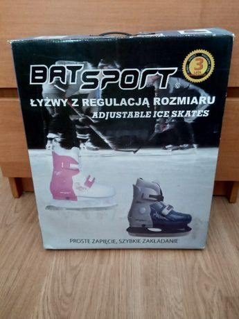 Łyżwy bat sport 37-40