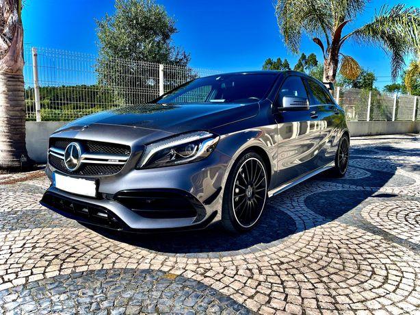Mercedes A45 AMG 381CV