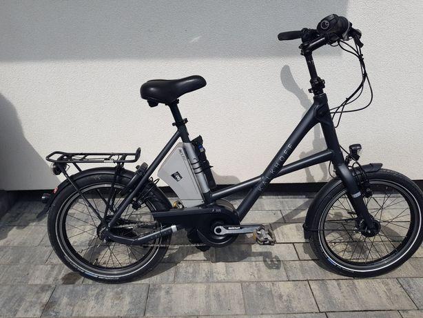Rower elektryczny miejski Kalkhoff sahel compact 20'