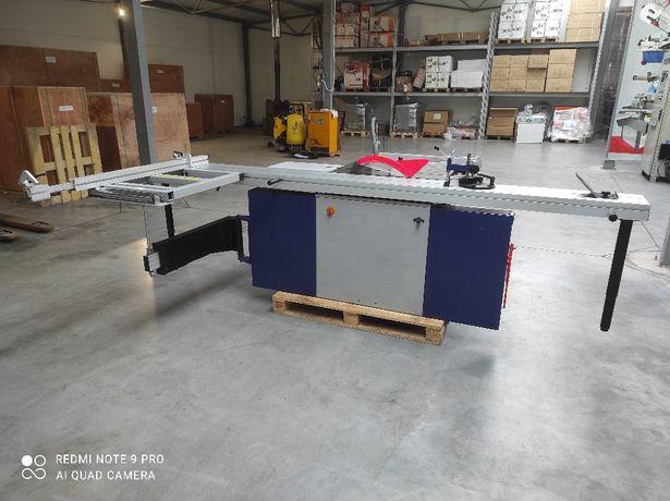 Piła formatowa Formatówka do płyty drewna Podcinak PS315 stół 3200 mm