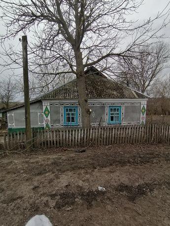 Будинок + земельна ділянка с. Бутівці