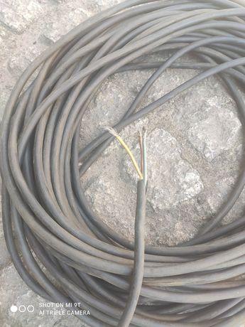 Przewód gumowy 3x 2,5 38 metrów MB
