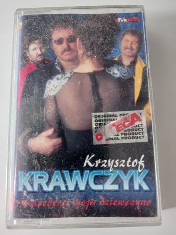 Kaseta magnetofonowa Krzysztof Krawczyk Arrivederci Moja Dziewczyna
