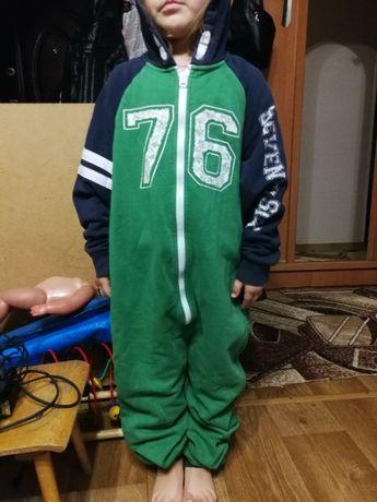 Пижама детская 8-9 лет