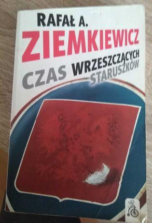 R. A. Ziemkiewicz, Czas wrzeszczących staruszków