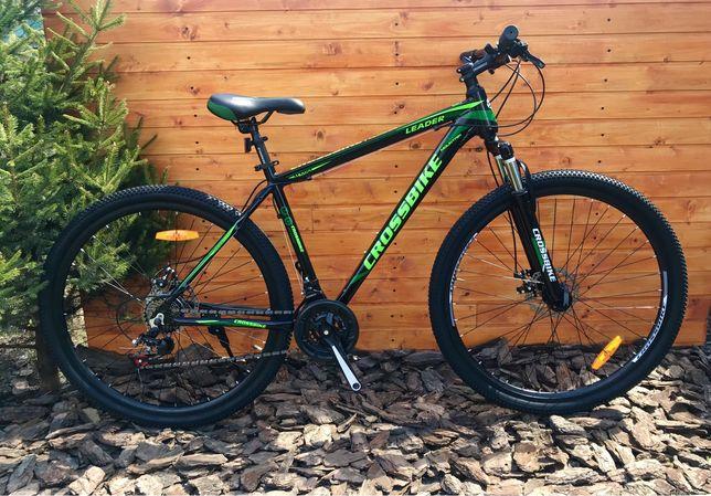 Велосипед 29 Crossbike Leader алюм. рама Shimano(Formula,Titan, Ardis)