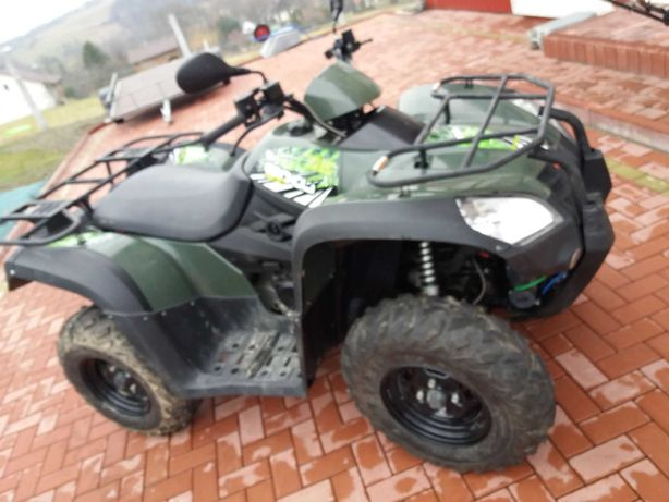 Kymco MXU 500  4x4  2015r