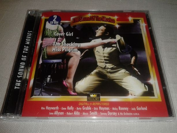 The Sound Of The Movies (2CD) [Nowa Bez Folii]