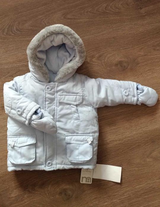 Курточка теплая для ребенка Киев - изображение 1