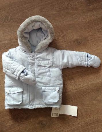 Курточка теплая для ребенка