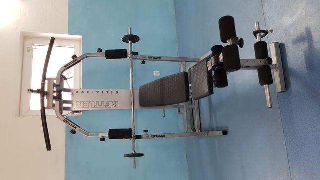 Siłownia atlas kettler delta 70 kg obciążenia dowóz wysylka