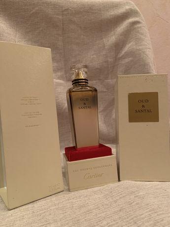 Cartier parfum Oud & Santal 75 ml