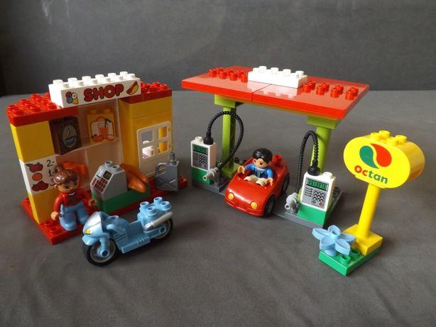 Lego Duplo 6171 - Stacja paliw
