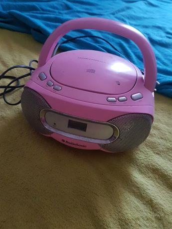 Radio leitor cd