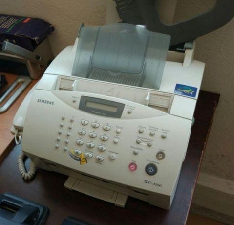 Fax, Fotocopiadora, Samsung