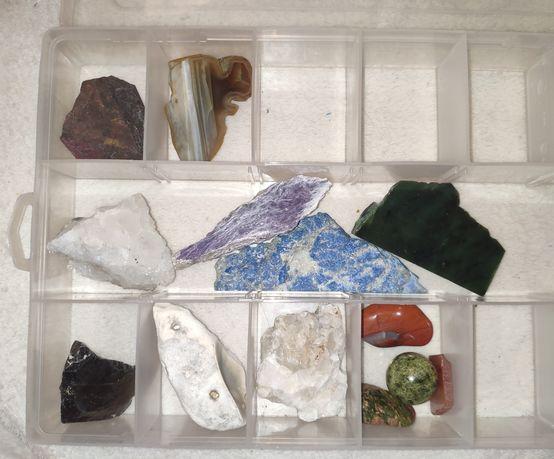 Камни натуральные полудрагоценные