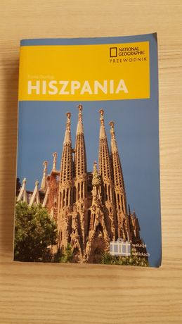 Hiszpania przewodnik National Geographic