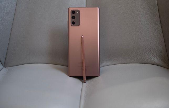 Nowy! Samsung Galaxy Note 20 Mystic Bronze 8/256