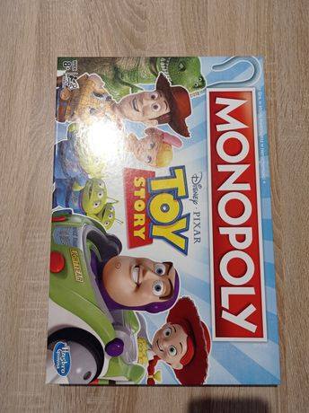 Gra Monopoly Toy Story