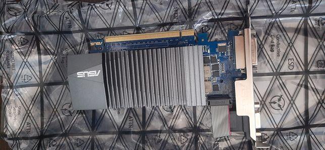 Продам відеокарту Asus PCI-Ex GeForce Gt 710 2GB GDDR5(64bit)