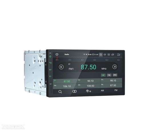 "AUTO RADIO GPS 2DIN ANDROID 9.0 LCD TÁCTIL 7"" CARPLAY USB DUAL ZONE"