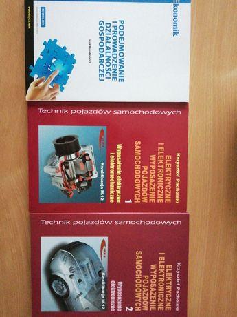Książki do szkół ponadpodstawowych/zawodowych