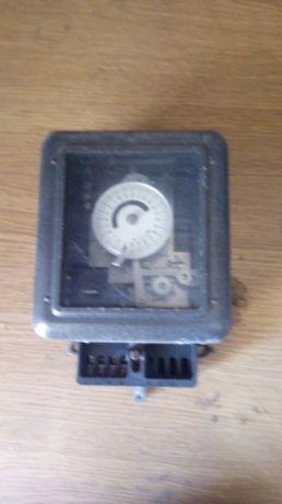 Zegar sterujący oswietleniem ulicznym sterownik na DDR PRL